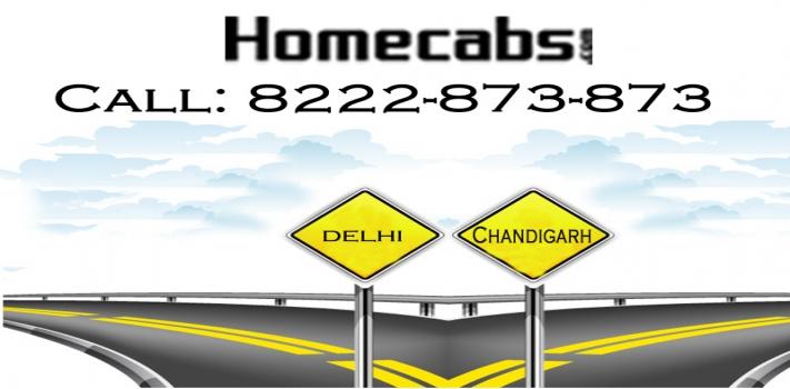 Chandigarh to Delhi Oneway Cab